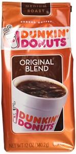 Dunkin' Donuts Original Blend Ground Coffee 12oz