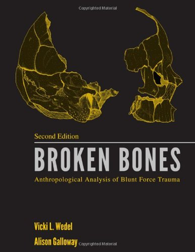 Broken Bones: Anthropological Analysis of Blunt Force Trauma