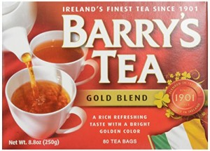 Barry's Tea, Gold Blend, 80 Tea Bags
