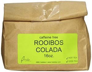 Hale Tea Rooibos, Pina Colada, 16-Ounce