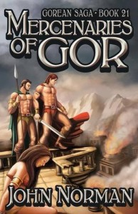 Mercenaries of Gor (Gorean Saga)