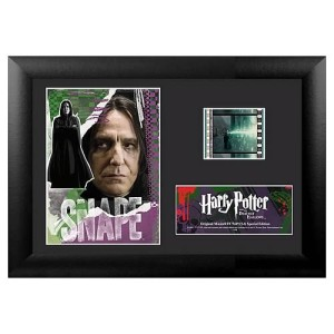 "Harry Potter and the Deathly Hallows ""Severus Snape"" Series 4 Mini Film Cell"