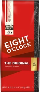 Eight O'Clock The Original Ground Coffee, 42-Ounce Package