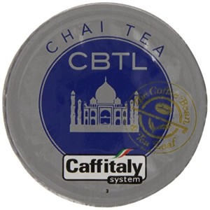 CBTL Chai Tea Capsules By The Coffee Bean & Tea Leaf