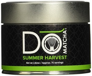 DōMatcha Green Tea, Summer Harvest Matcha, 2.82oz Tin