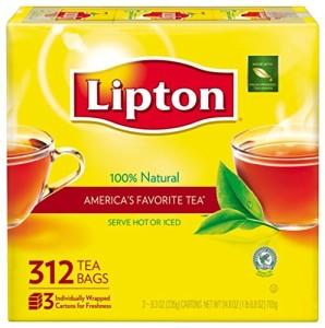 Lipton Black Tea Bags,