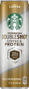 Starbucks Doubleshot Coffee and Protein, 12 Count