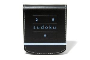 Game sudoku black
