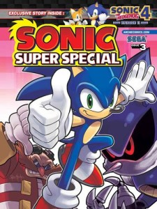 Sonic Super Special