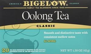 Bigelow Oolong Tea Classic 20 Count