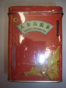 Kim Fung Brand Ginseng Oolong Tea