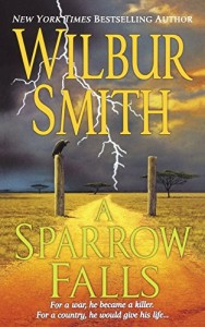 A Sparrow Falls (Courtney Family Adventures)