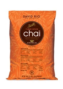 David Rio Tiger Spice Chai, 4 Pound