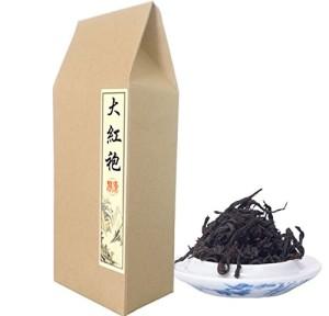 200g Dahongpao Oolong Tea Wuyi Rock Tea Strong-flavor Red Robe Tea Chinese Tea (1)