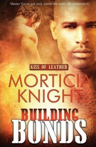 Building Bonds (Kiss of Leather) (Volume 1)