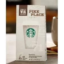 Starbucks VIA Ready Brew Pike Place Roast Coffee 12 Count