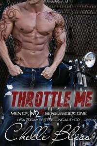 Throttle Me: Men of Inked, Book 1