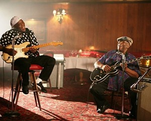 Buddy Guy and BB King Jamming Together 8x10 Photo