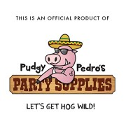"""12 Piece Party Pack of Mini 1.25"""" Puzzle Cube Keychains by Pudgy Pedro's Party Supplies"""