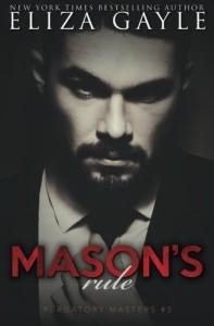 Mason's Rule (Purgatory Masters) (Volume 3)