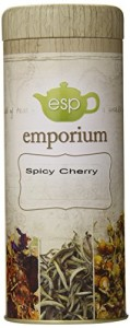 ESP Emporium Rooibos Tea Blend, Spicy Cherry, 3.53 Ounce