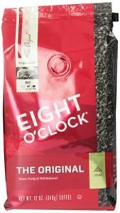 Eight O'Clock The Original Ground Coffee, 12-Ounce Bag (Pack of 6)
