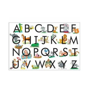 Melissa & Doug ABC 24 Piece Floor Puzzle