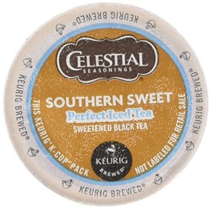 Celestial Perfect Iced Tea Southern Sweet Keurig K-Cups