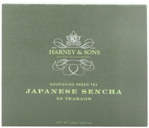 Harney & Sons Japanese Sencha Green Tea, 50 Tea Bags