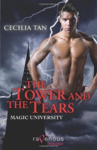 Magic University: The Tower and the Tears: A Ravenous Romance (Ravenous Romances)