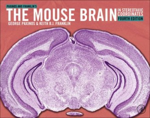Paxinos and Franklin's the Mouse Brain in Stereotaxic Coordinates, Fourth Edition