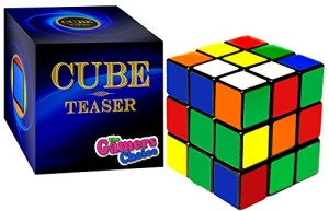 Cube Teaser: Turns Quicker and More Precisely Than Original; Super-durable With Vivid Colors; Ultimate Gift.100% Money Back Guarantee!