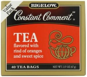Bigelow Constant Comment Tea, 40 Count Box