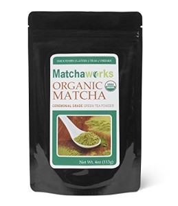 Matchaworks Matcha Green Tea Powder