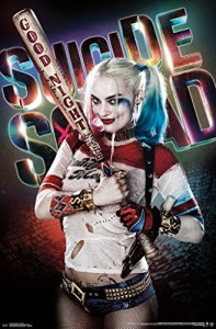 Suicide Squad - Good Night Poster 22 x 34in