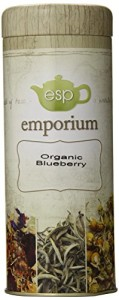 ESP Emporium Organic Rooibos Tea Blend, Blueberry, 3.53 Ounce