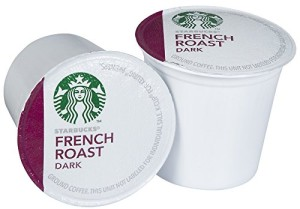 Starbucks French Roast K-Cup for Keurig Brewers