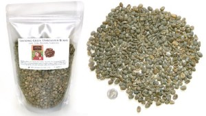 Sumatra Lintong Arabica, Unroasted Green Coffee Beans