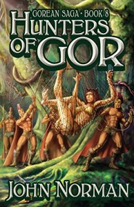 Hunters of Gor (Gorean Saga)