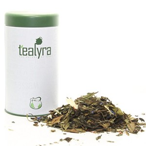 White Coconut Cream White Loose Leaf Tea - Organic