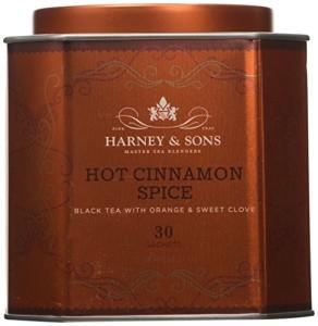 Harney and Sons Tea - Hot Cinnamon Spice - 30 Teabags