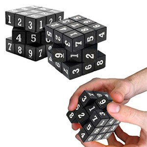 Toy Cubby High Quality Sudoku Number Cube Puzzle