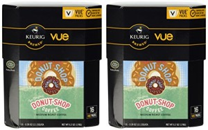 Coffee People Donut Shop Coffee Keurig Vue Portion Pack