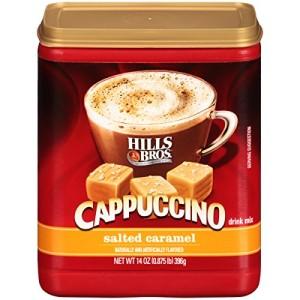 Hills Bros. Cappuccino Salted Caramel Cappuccino