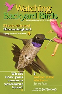 Watching Backyard Birds Newsletter