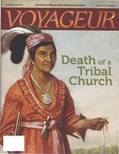 Voyageur - Northeast Wisconsins Historical Review