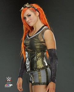 Becky Lynch - WWE 8x10 Photo (2016 posed)