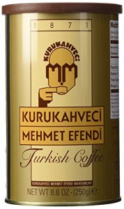 Turkish Coffee - Net Wt. 8.8 oz