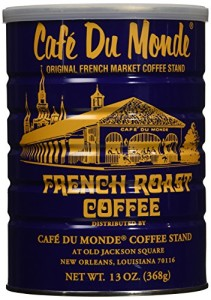 Café Du Monde French Roast Coffee, Net Wt. 13 oz