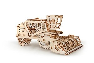 Ugears 3D Self Propelled Model Combine